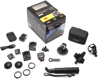 Экшн камера Kodak PixPro SP360 4K Dual Pro Kit Black