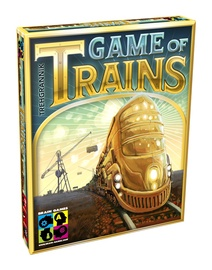Lauamäng Brain Games Game Of Trains