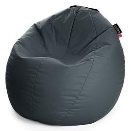 Кресло-мешок Qubo Comfort 80, серый, 150 л
