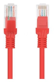 Lanberg Patch Cable UTP CAT6 10m Red