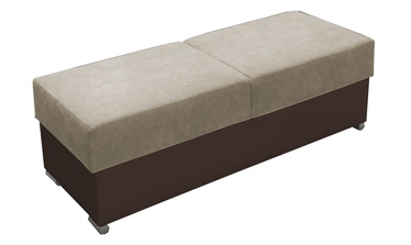 Tumba Idzczak Meble Grand Beige/Brown, 140x53x45 cm