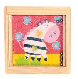 Woody Zebra Ball Puzzle 90767