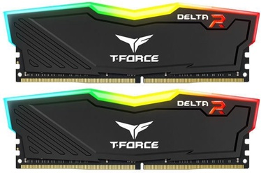 Operatiivmälu (RAM) Team Group T-Force Delta RGB TF3D432G3600HC18JDC01 DDR4 32 GB CL18 3600 MHz