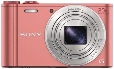 Sony Cyber-Shot DSC-WX350 Pink