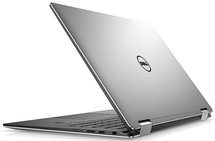 Dell XPS 13 9365 Silver 3PWG5