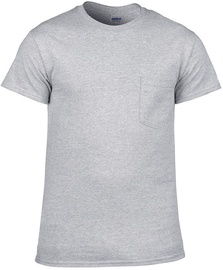 Gildan Cotton T-Shirt Grey XL