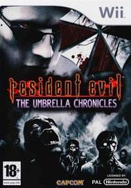 Resident Evil: The Umbrella Chronicles Wii