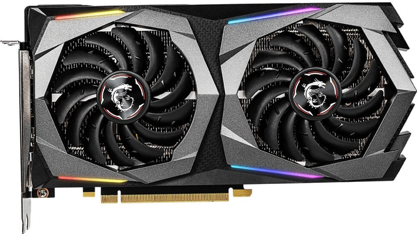 MSI GeForce RTX 2060 Super Gaming X 8GB GDDR6 PCIE RTX2060SUPERGAMINGX