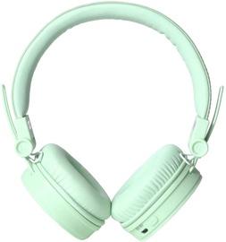 Kõrvaklapid Fresh 'n Rebel Caps Wireless Peppermint, juhtmevabad