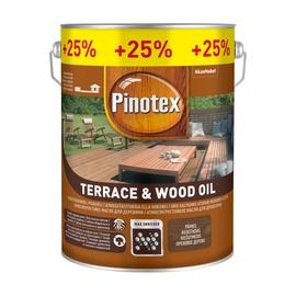 Terrassiõli Terrace oil walnut 4+1l