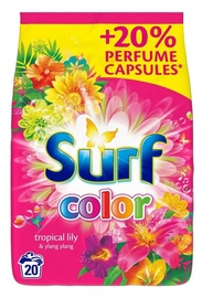 Surf Tropical Lily & Ylang Ylang Washing Powder 1.3kg