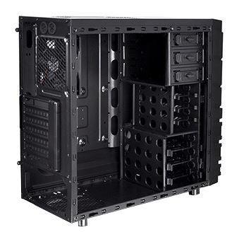 Thermaltake Versa H23 Midi Tower Black