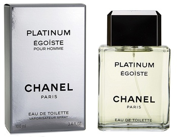 Chanel Egoiste Platinum 100ml EDT