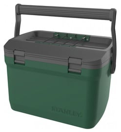 Külmakast Stanley Adventure Green/Grey, 6.6 l