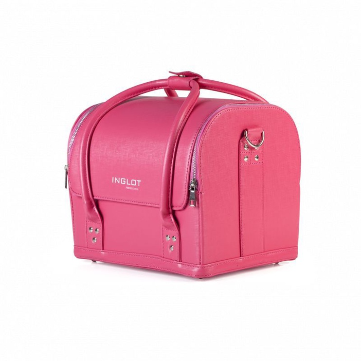 Inglot Cosmetic Suitcase MB162 Pink