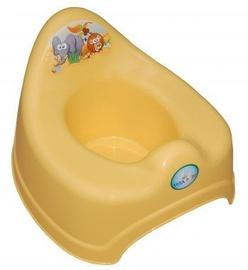 Tega Baby Safari Potty PO-039 Yellow