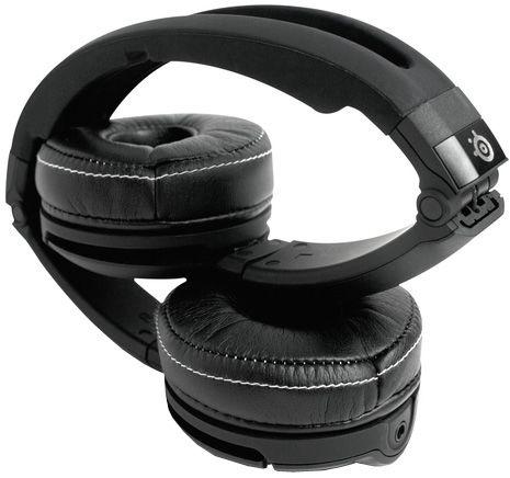 SteelSeries Flux Luxury Headset Black