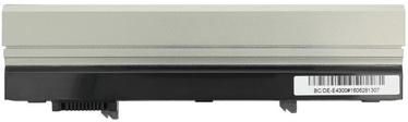 Mitsu Battery For Dell Latitude E4300 4400mAh