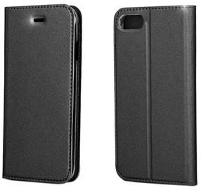 Blun Premium Matt Smart Magnetic Fix Book Case For Samsung Galaxy S8 Plus Black