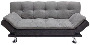 Диван-кровать Home4you Roxy 11686 Gray/Dark Gray, 189 x 88 x 91 см