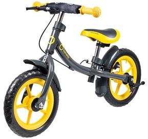 Lastejalgratas Lionelo Balance Bike DAN PLUS Yellow