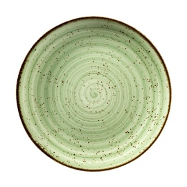 Kutahya Porselen Corendon Green Dessert Plate 19cm