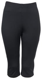 Bars Womens Leggings Black 10 152cm
