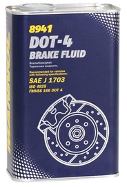 Mannol Brake Fluid DOT 4 1l