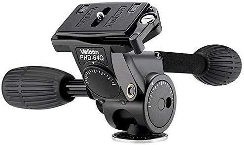Velbon 3-way Head PHD-64Q