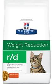 Kuiv kassitoit Hill's Prescription Diet r/d, 1.5 kg