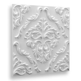 BeautyWalls Vintage Decorative Plaster Panel 600x600x25mm