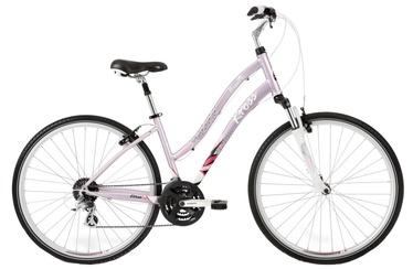 Jalgratas Kross Bisette VII M White/Pink