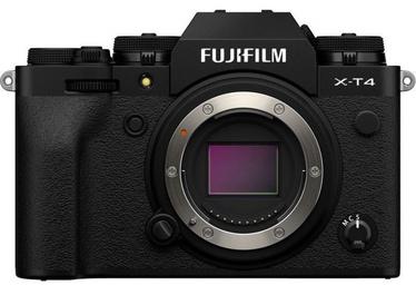 Fujifilm X-T4 Mirrorless Camera Body Black