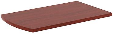 Skyland V 301 Desk Extension 90x80cm Burgundy