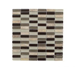 Klaasmosaiik A15462, 30x30 cm