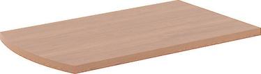 Skyland V 301 Desk Extension 90x80cm Walnut