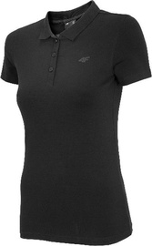 4F Women's T-Shirt Polo NOSH4-TSD008-20S M