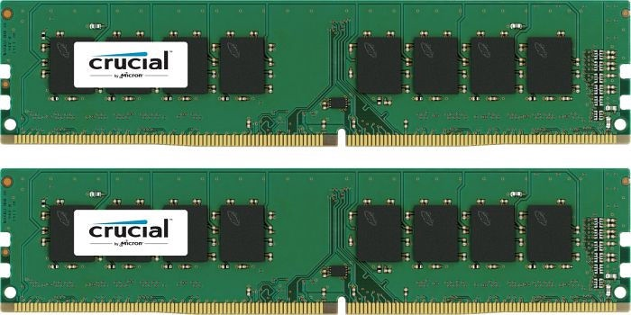 Crucial 16GB 2400MHz CL17 DDR4 KIT OF 2 CT2K8G4DFD824A