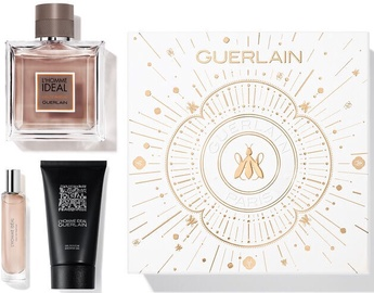 Набор мужской парфюмерии Guerlain L´Homme Ideal 3pcs Set 185 ml EDP