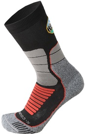 Mico Official ITA X-Country Sock Black 41-43