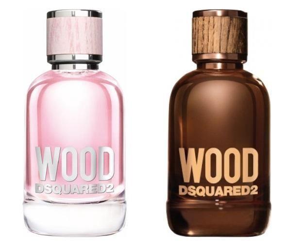 Dsquared2 Wood Pour Femme 50ml EDT