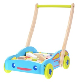 EcoToys Wooden Walker Pusher 2114