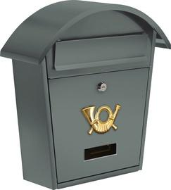 Vorel 78586 Mailbox 320x380x105mm Graphite