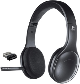Kõrvaklapid Logitech H800 Gray, juhtmevabad