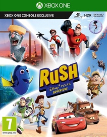 Rush: A Disney Pixar Adventure Xbox One