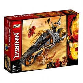 Konstruktor LEGO®Ninjago 70672 Cole'i krossiratas