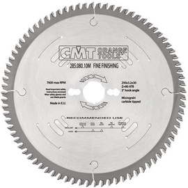 CMT Saw Blade Z48 a 5° b 15° ATB 160x20mm