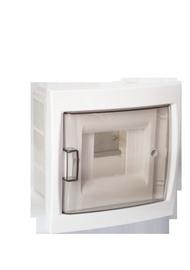 Mutlusan Breaker Box 4 MOD IP20 98x140x148mm White In-Wall