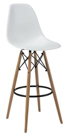 Signal Meble Enzo H-1 Bar Stool White