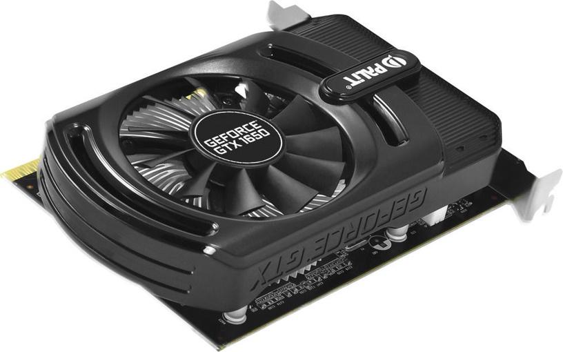 Palit GeForce GTX 1650 StormX OC 4GB GDDR5 PCIE NE51650S06G1-1170F